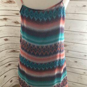 EUC Cecico Mini Dress Medium